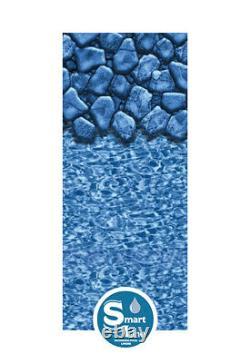 16 x 24 x 5 1/2' Rectangular Beaded Liner to fit Kayak Pools Swimming Pool