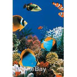 18' Round Caribbean Aboveground Overlap Swimming Pool Liner 20 GA
