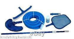 18 x 33 Oval 52 Above Ground Swimming Pool Complete Package with Pump Liner +