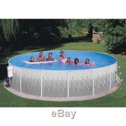 18' x 42 Swim-N-Play Above Ground Swimming Pool with Liner & A-Frame Ladder