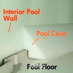 21' POOL COVE Kit Peel & Stick Above Ground Liner