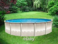 21' x 52 Above Ground Pool Package Limited Lifetime Warranty Espirit II