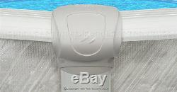 27 Round 54 High Cameo Above Ground Swimming Pool with 25 Gauge Liner