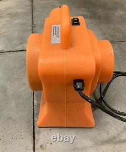 Air Supply Cyclone 3hp Heavy Duty Pool Liner Vac and Pool Winterizing