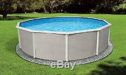 Belize 48 to 52 Steel Above Ground Pool Kit and Liner