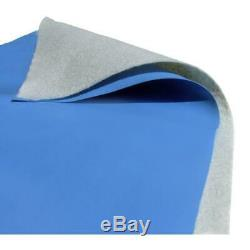 Blue Wave 18 X 33 Ft Oval Liner Pad For Above Ground Swimming Pool Polypropylene