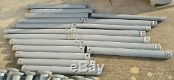 Coleman 22 x 52 Power Steel Frame Above Ground Swimming Pool Parts Liner