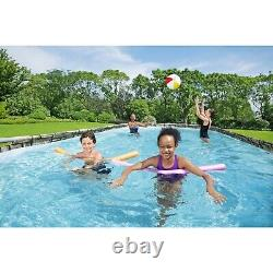 Coleman 90444E 26' x 52 Above Ground Swimming Pool