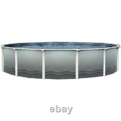 Dreamscape Above Ground Swimming Pools With Liner and Skimmer (Various Sizes)