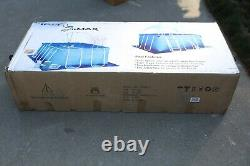 Fitmax iPool 1 exercise swimming pool (heater not included) New, Box Shows Wear