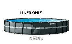 INTEX 26' x 52 ULTRA FRAME LINER ONLY