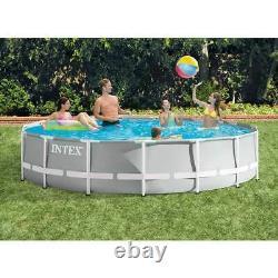 Intex 15ft x 42in Prism Frame Swimming Pool Set (26723EH)