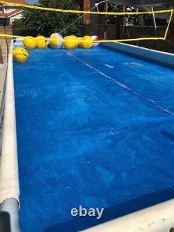 Intex 18Ftx9x52In Ultra XTR Rectangular Swimming Pool withPump Filter