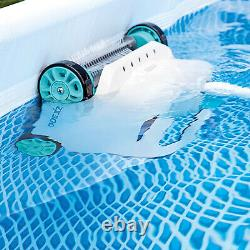 Intex Ultra XTR 16ft x 48in Above Ground Pool Set with Pump & Cleaner Robot Vacuum