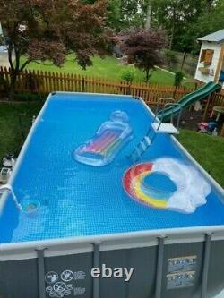 Intex Ultra XTR Frame Pool Set 26377EH for the backyard family fun or lap swim