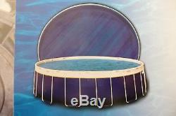 LEGACY POOL Liner -above ground soft sided round pool 17' x 52 deep NEW IN BOX
