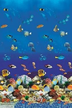 LINER 8' x 48 Uni-Bead ROUND POOL ABOVE GROUND GLI Aquarium Made In USA New