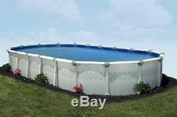 Lakehurst Oval Above Ground Pool with Liner & 52 Wall CHOOSE SIZE
