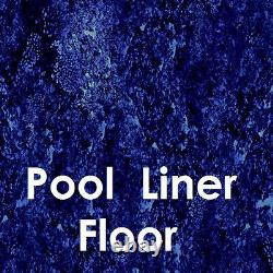 LinerWorld GREAT BARRIER REEF HD BEADED Above Ground Pool Liner Exclusive