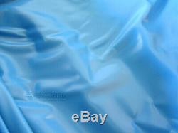 New 15' Round Blue Shimmer Above Ground Replacement Vinyl Swimming Pool Liner