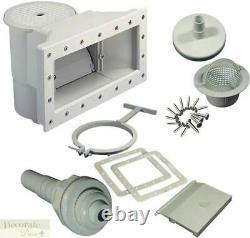 POOL 8' x 12' OVAL x 54 Above Ground Galvanized Steel Uni-Bead Liner Warranty