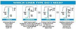 Phoenix 24'x52 Round Above Ground Pool + Filter Pump + Ladder + Liner + Skimmer