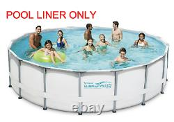 Replacement Liner for 14' x 42 Elite Frame Pools by Summer Waves P40014421099