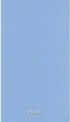 Swimline Overlap 24' Round Solid Blue 48/52 in. Depth Above Ground Pool Liner