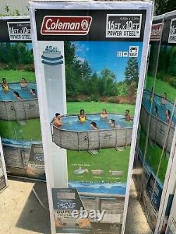Swimming Pool ALL SIZES Intex Summer Waves Coleman YOU CHOOSE Free Shipping